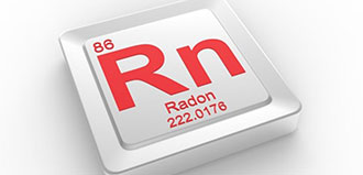Radon periodic table