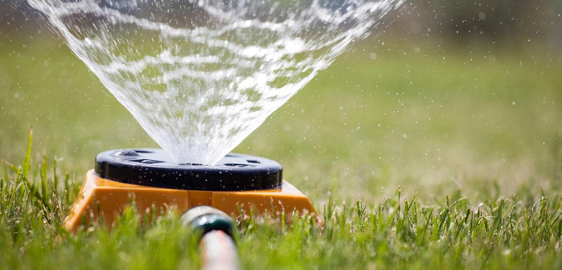 Alternatives To Lawn Sprinkler Systems
