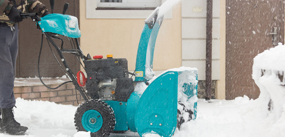 your guide to buying and owning a snowblower erie insurance