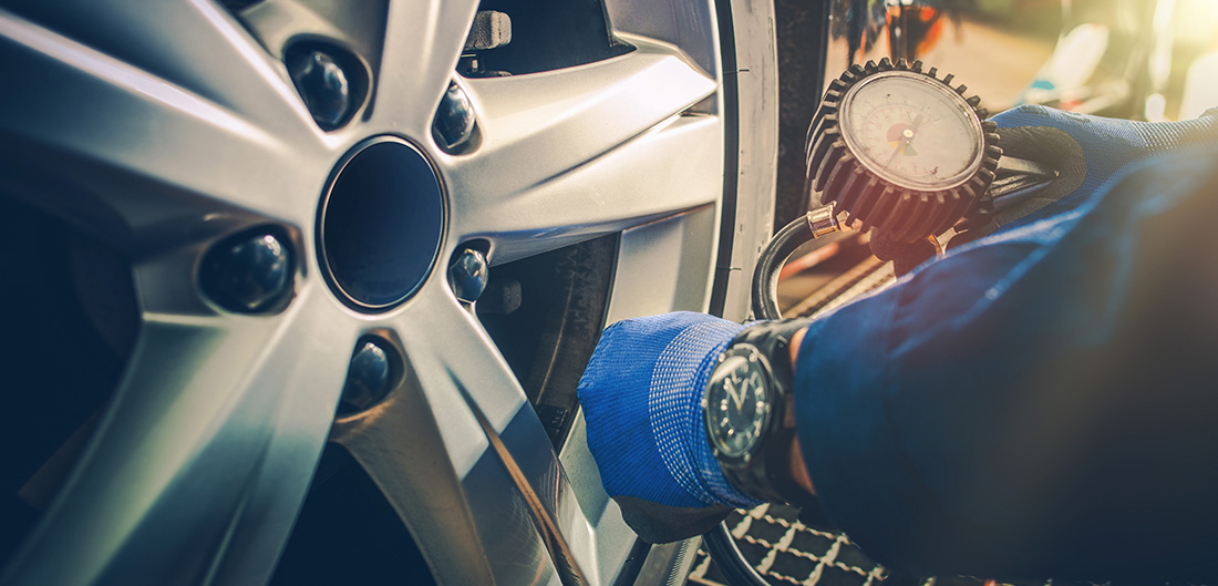 How Cold Weather Affects Tire Pressure