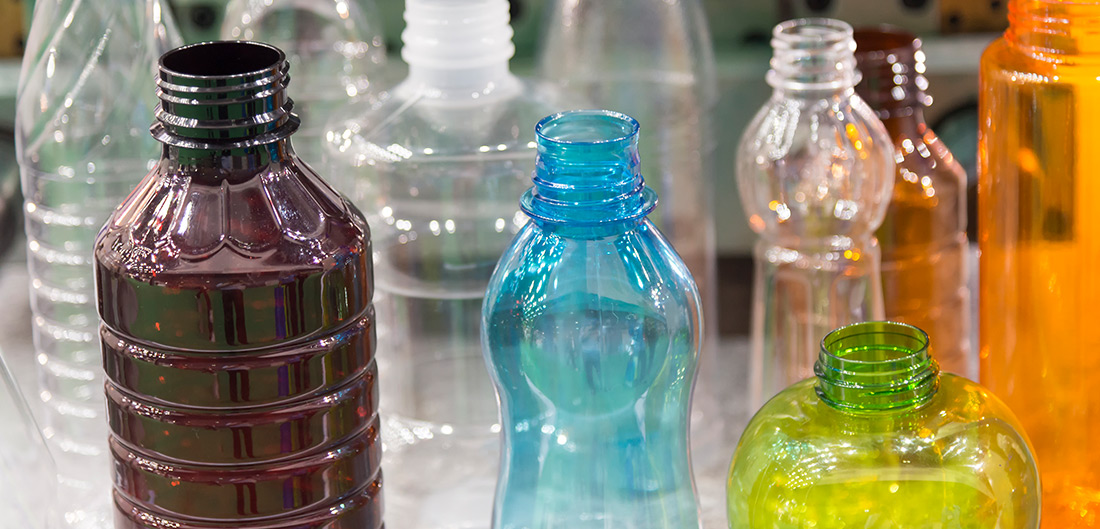 various plastic bottles & 5 Tips for Storing Water for a Natural Disaster