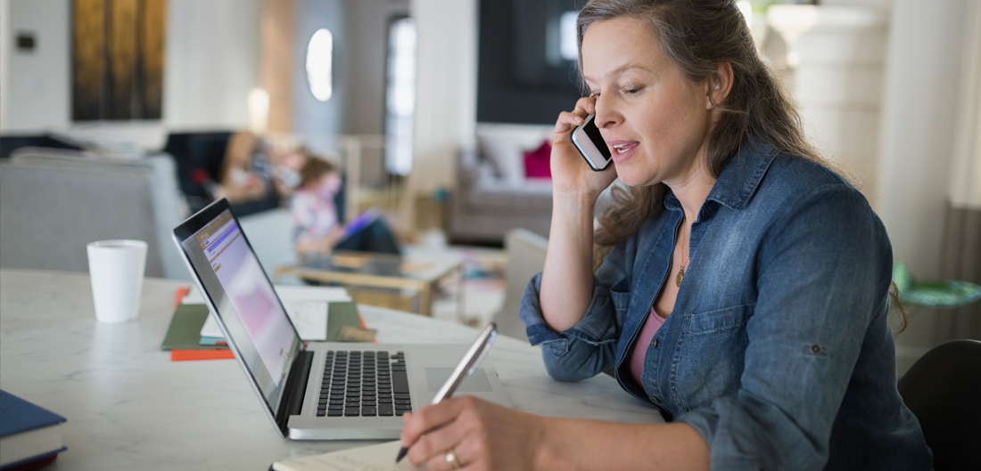 How Telecommuting Can Play a Key Role in Business Continuity