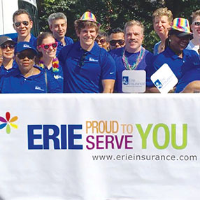 ERIE Proud to Serve YOU