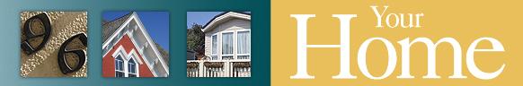 banner highlighting home insurance options from ERIE