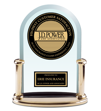 6 JD Power Trophies