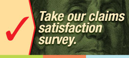 Take our claims survey