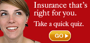 Find out your insurance personality