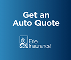 Click here to get an auto insurance quote with Erie Insurance